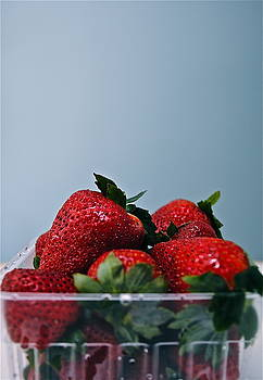 Strawberries by Amanda Letcavage