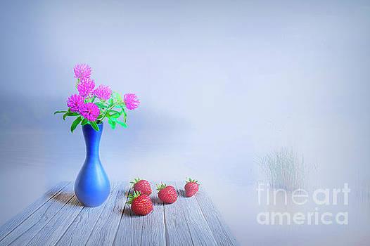 Strawberries by Veikko Suikkanen