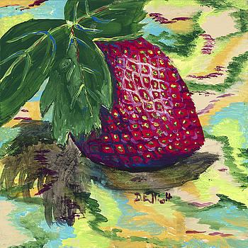 Strawberry by Davis Elliott