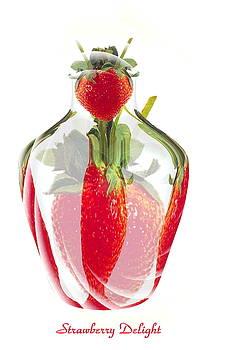 Strawberry Delight by Joyce Dickens