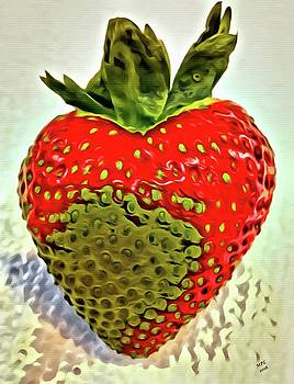 Strawberry Dreams by Marian Palucci-Lonzetta