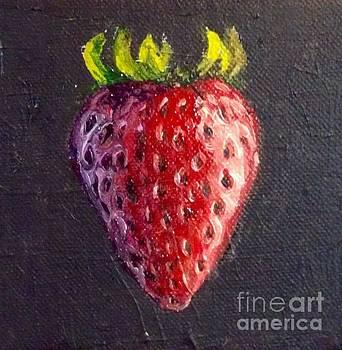 Strawberry by Hilary England