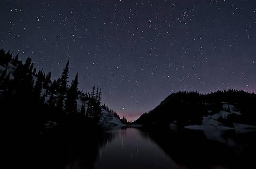 Jedediah Hohf - Strawberry Lake