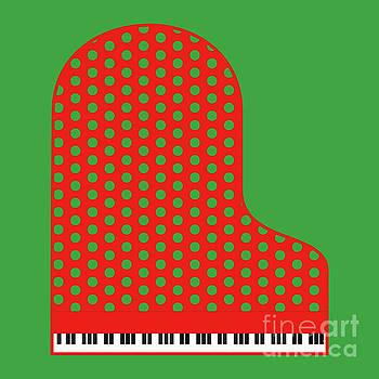Benjamin Harte - strawberry piano