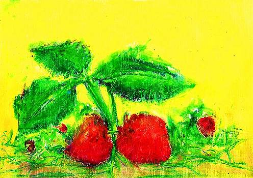 Strawberry  Under The Sun by Valter Guevarra