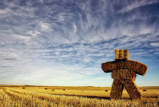 Strawman on the Prairies by Bryan Smith