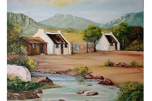 Stream Dwellers by Ansie Boshoff