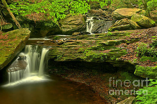 Adam Jewell - Streaming Into The Pool At Ricketts Glen