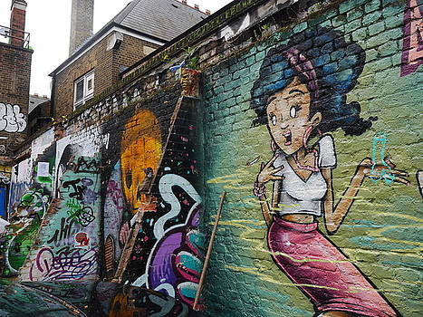 Lexa Harpell - Street Art London