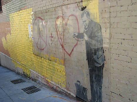 Street Art by Sheryl Burns
