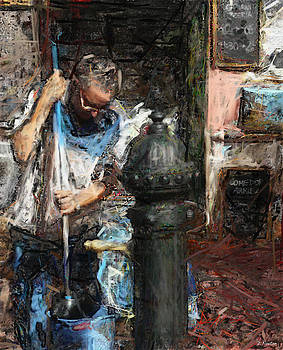 Dee Flouton - Street Cleaner