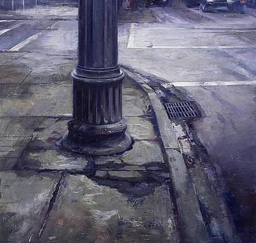 Street Corner by Chris Flodberg