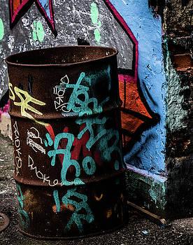 Street Gallery by Odd Jeppesen