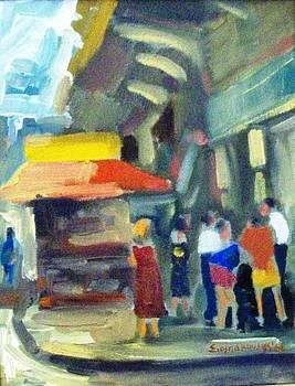 Street by George Siaba