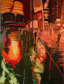 Kathleen Strukoff - Street Glitter