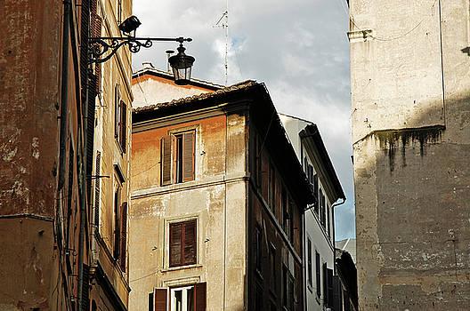 street in Italy by D Plinth