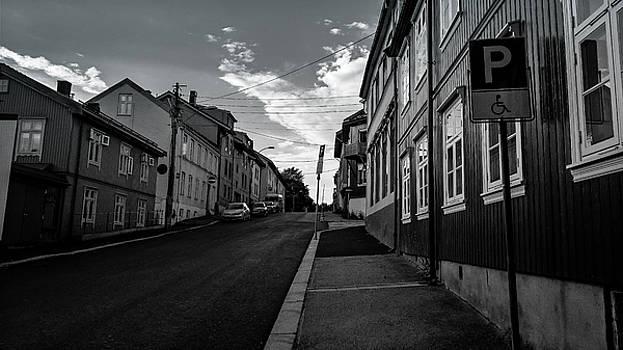 Street in Toyen by Emiliano Giardini
