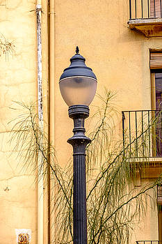 Street lamp by David Ridley