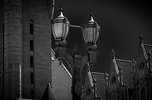 Street Lamp by Kristy Creighton