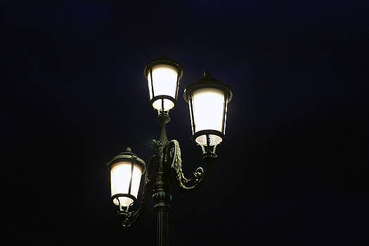 Street Lamps  by James  Wasdell