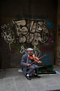 Roger Mullenhour - Street Performer