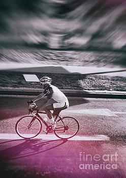 Justyna Jaszke JBJart - street photo cycling