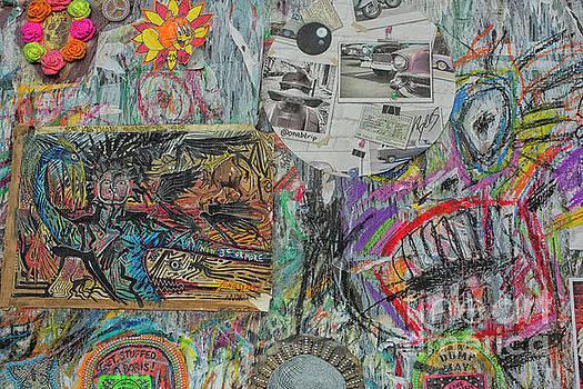 Patricia Hofmeester - Streetart London 1