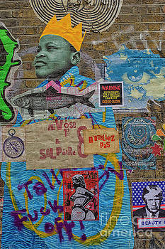 Patricia Hofmeester - Streetart London 3