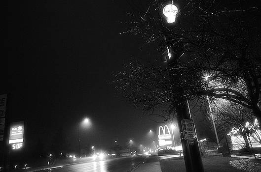 Streetlights by Jeanette O'Toole