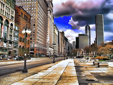 Kathy Tarochione - Streets of Chicago