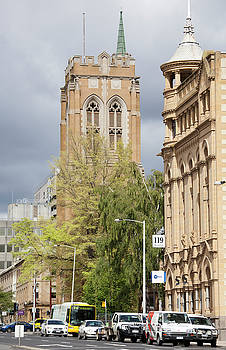 Ramunas Bruzas - Streets of Hobart