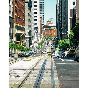 Streets Of San Francisco !!!   by Shivendra Singh