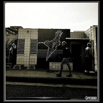 Streetscape by Simenona Martinez