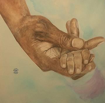Strength of A Father by Nigel Wynter