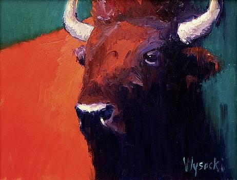 Strength of the Bison by Stephen Wysocki