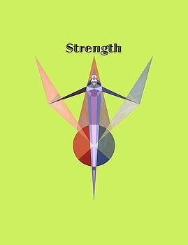 Strength text by Michael Bellon