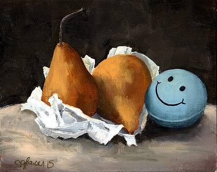 Stress-Free Fruit by Christina Glaser