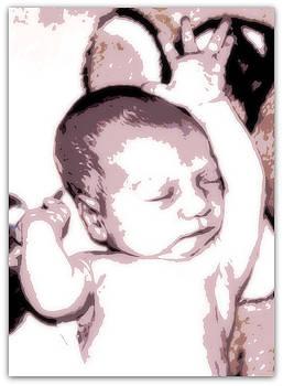 Stretching Baby by Kiersten Mitchell