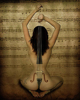 String Instrument by Marwen Hicheri