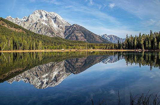 String Lake Grand Teton National Park by Randy Straka