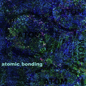 String Vibrations Calabi Yau Variety atomic bonding detail by Digital Feng Shui