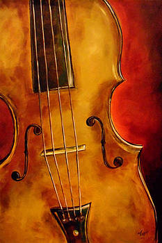 Strings and Song by Vickie Warner