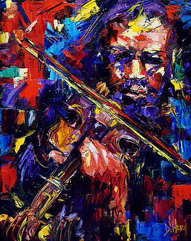 Strings Of Swing by Debra Hurd
