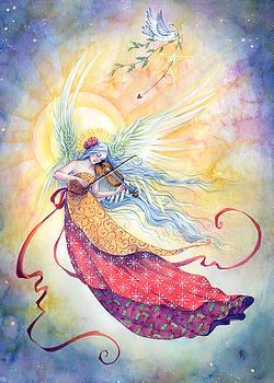 Strings of Worship by Sara Burrier