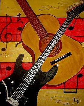 Strings by Sheila J Hall