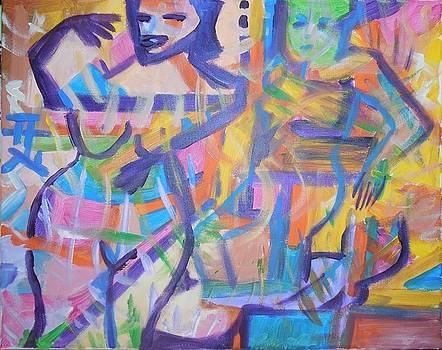 Strip Club by James Christiansen