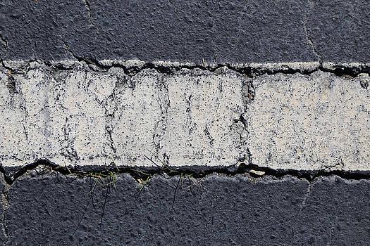 Striped Line by Jim Clark