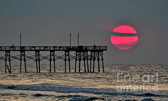 Striped Sun by DJA Images