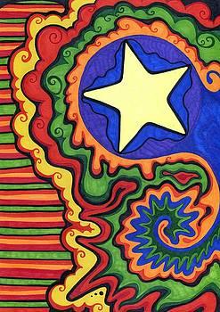 Mandy Shupp - Stripes and Star