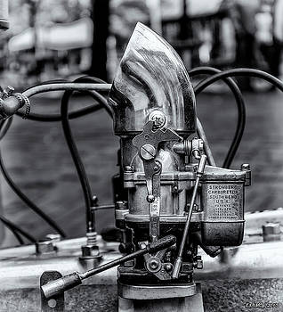 Stromberg Carburetor by Ken Morris